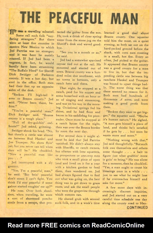 Wyatt Earp issue 21 - Page 18