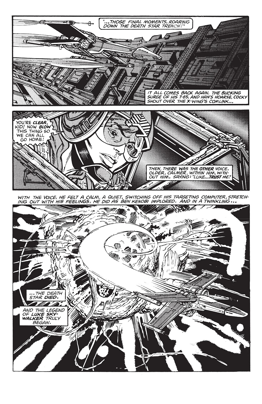 Read online Star Wars Legends: The Original Marvel Years - Epic Collection comic -  Issue # TPB 2 (Part 4) - 37