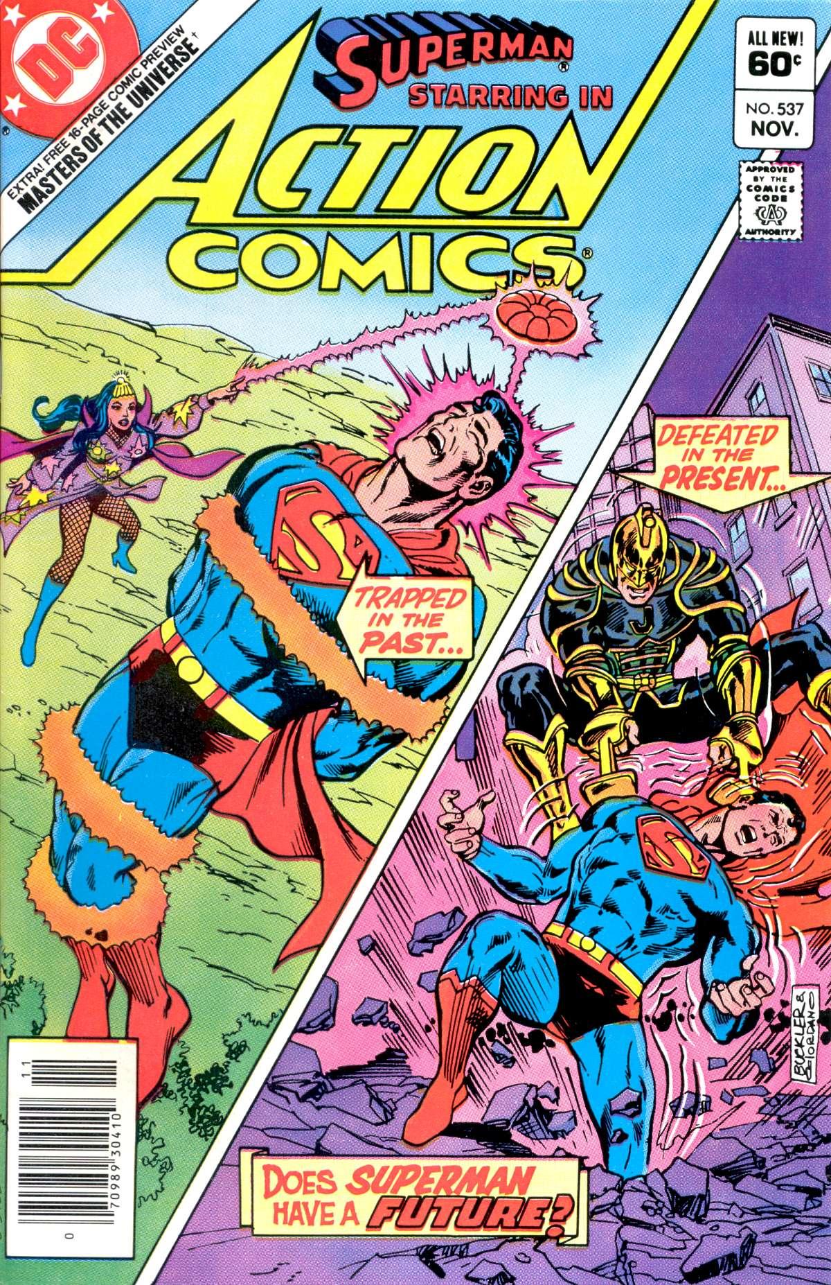 Action Comics (1938) 537 Page 0