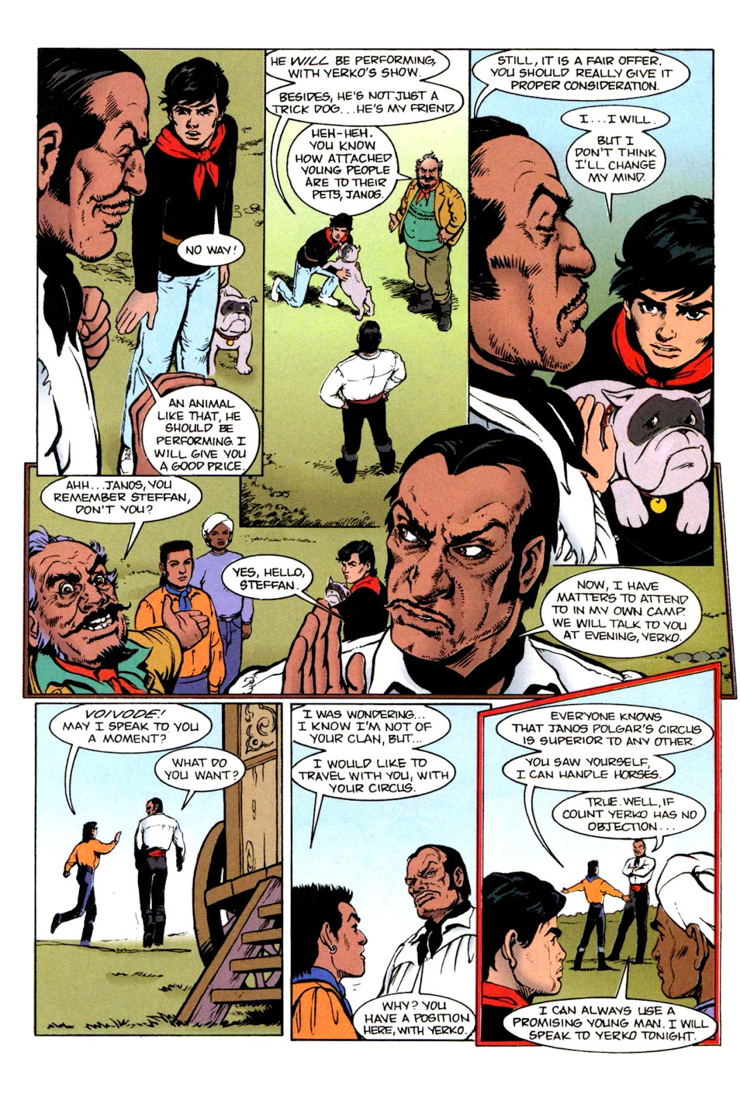 Read online The Real Adventures of Jonny Quest comic -  Issue #2 - 13