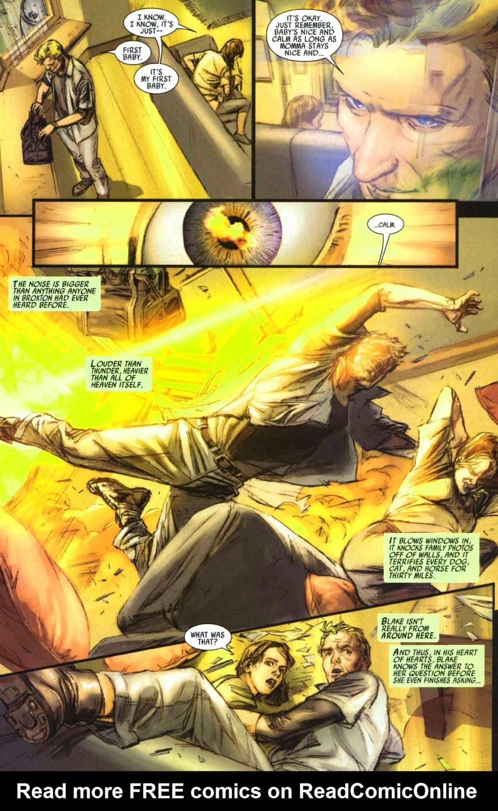 Secret Invasion: Thor Issue #1 #1 - English 4