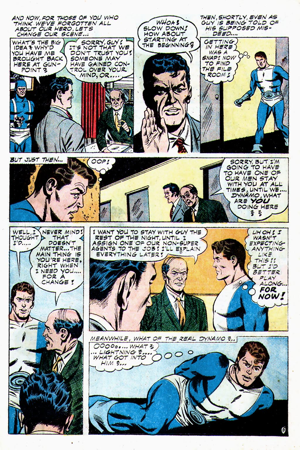 T.H.U.N.D.E.R. Agents (1965) issue 13 - Page 27