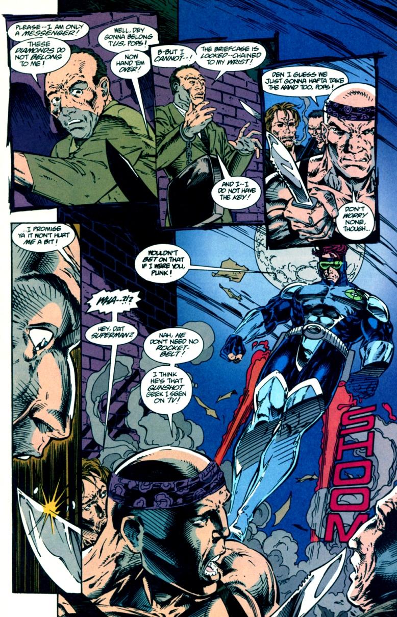 Read online Gunfire comic -  Issue #12 - 5