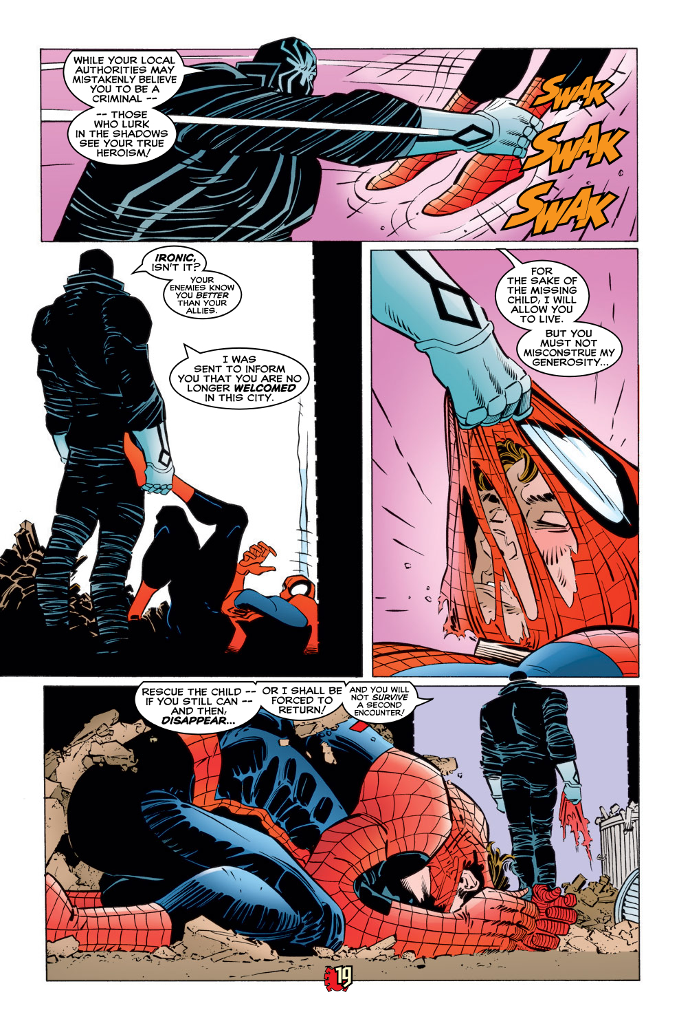 The Amazing Spider-Man (1963) 432 Page 19