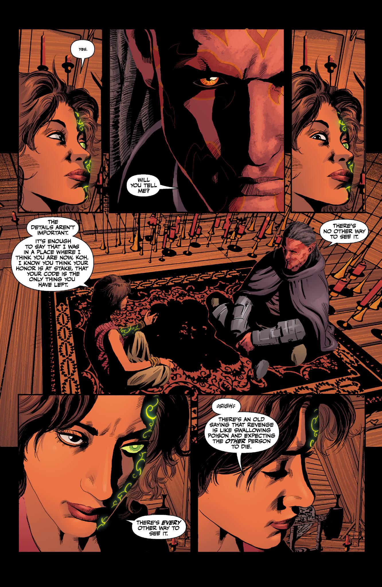 Read online Angel & Faith Season 10 comic -  Issue #13 - 12