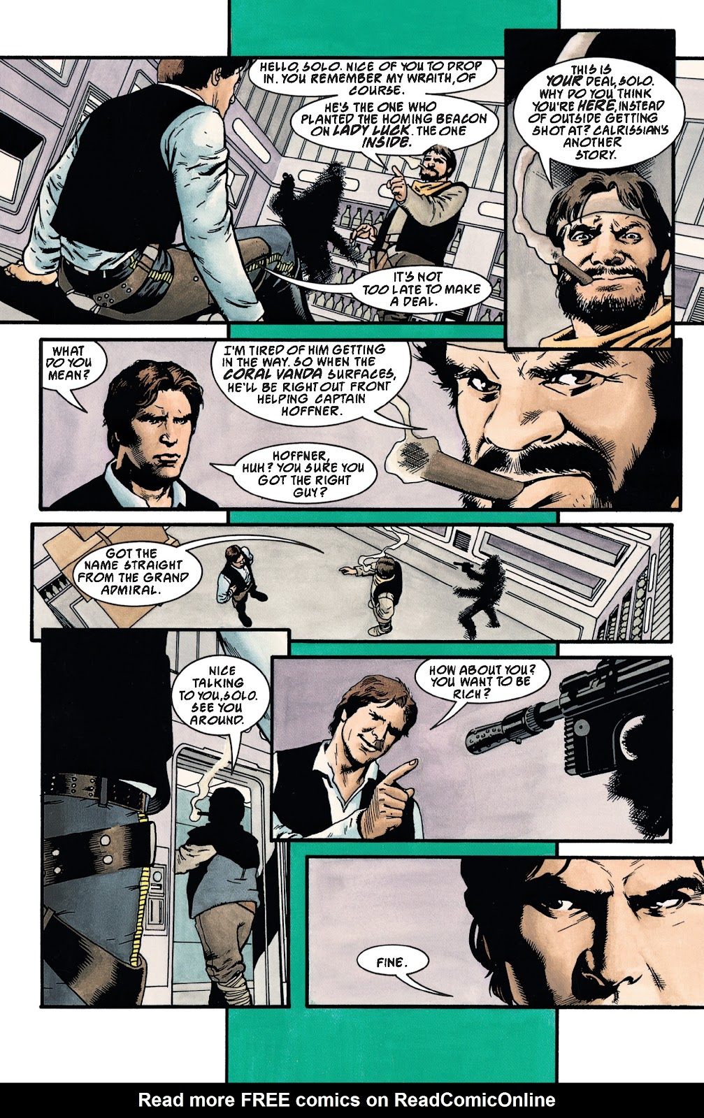 Read online Star Wars Legends: The New Republic - Epic Collection comic -  Issue # TPB 4 (Part 3) - 71