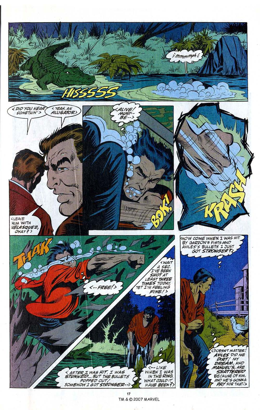 Read online Captain America (1968) comic -  Issue # _Annual 12 - 19
