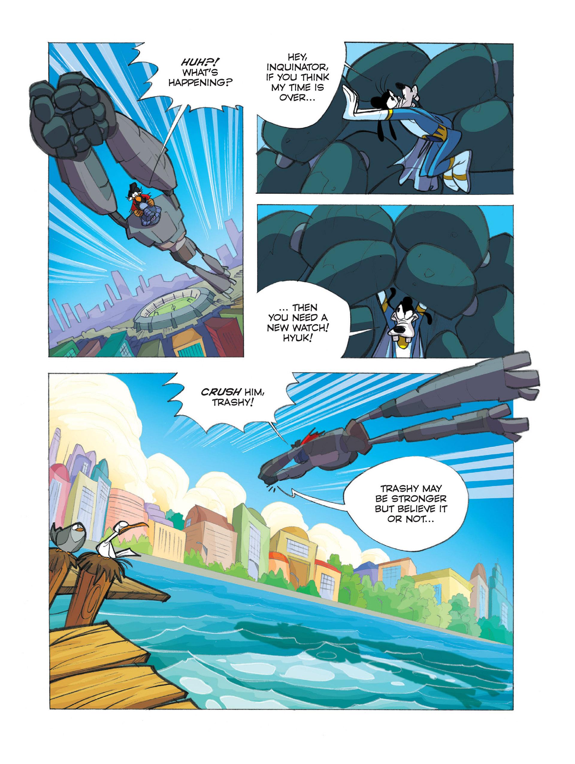 Read online Ultraheroes comic -  Issue #2 - 17
