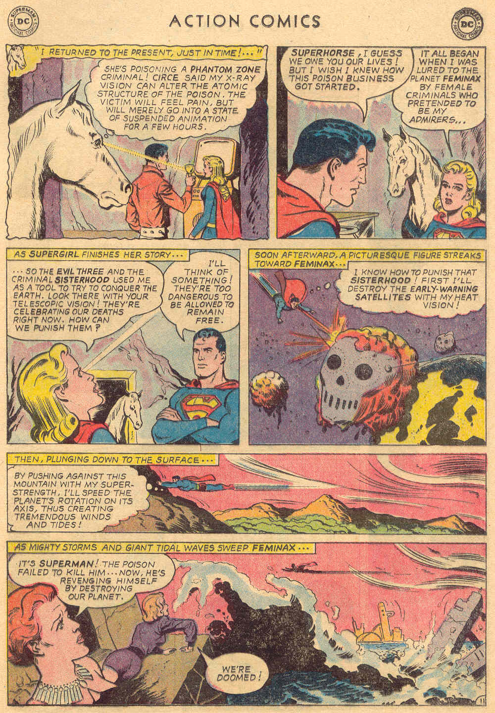 Read online Action Comics (1938) comic -  Issue #323 - 29