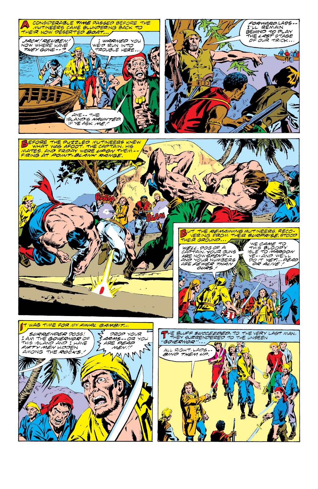 Marvel Classics Comics Series Featuring issue 19 - Page 46