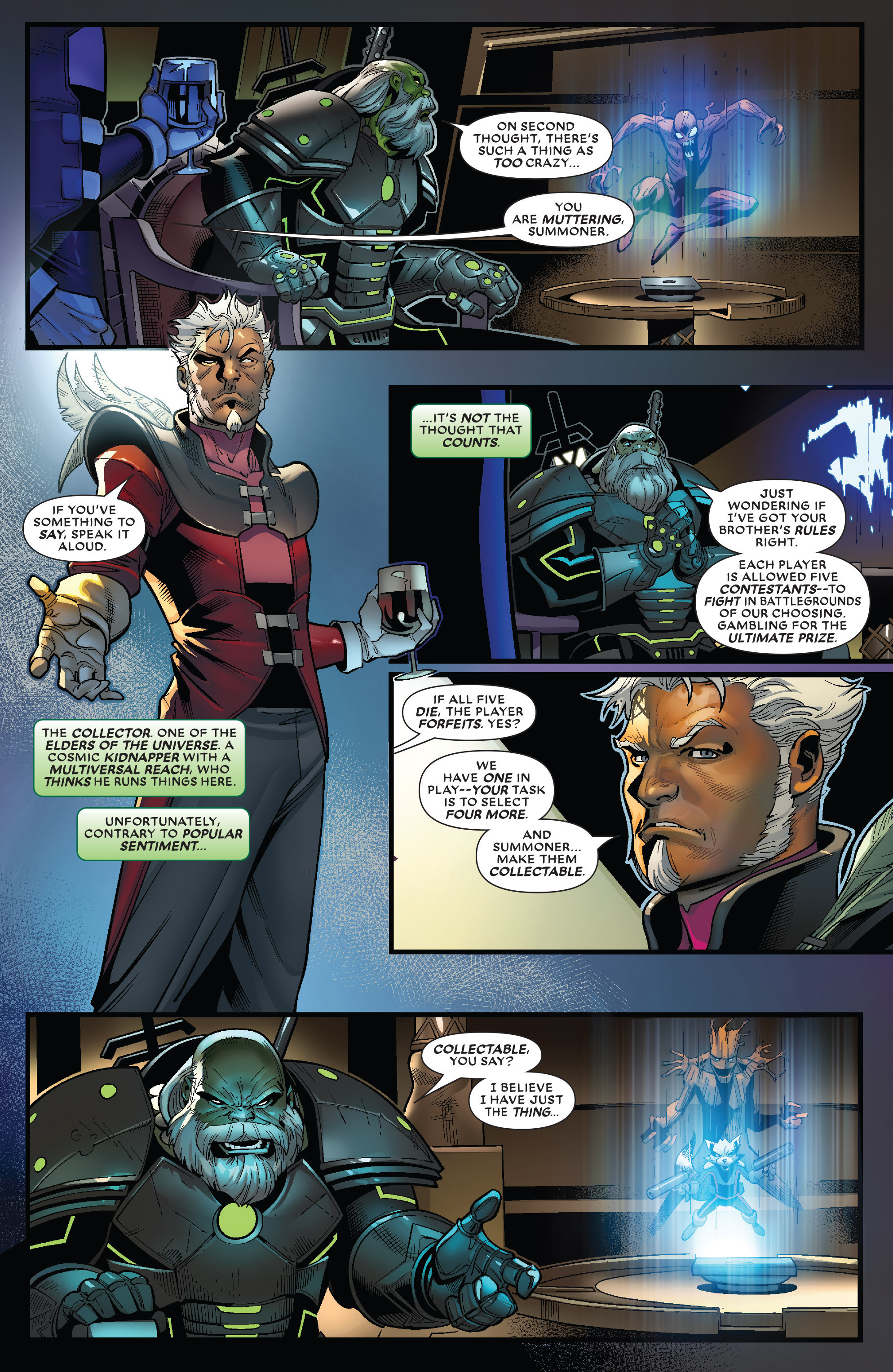 Read online All-New, All-Different Point One comic -  Issue # Full - 12