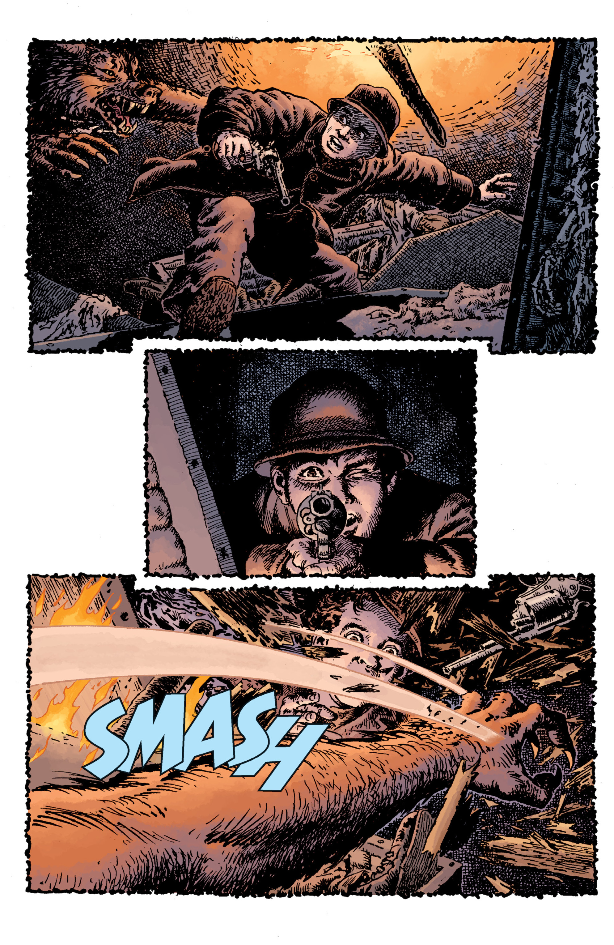 Read online Sir Edward Grey, Witchfinder: Lost and Gone Forever comic -  Issue # TPB - 43