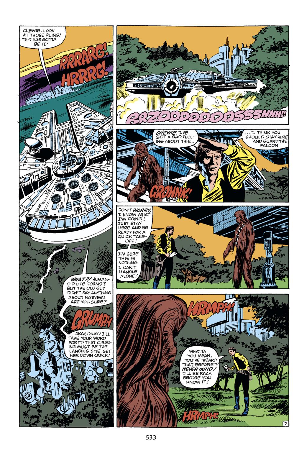 Read online Star Wars Omnibus comic -  Issue # Vol. 18.5 - 247
