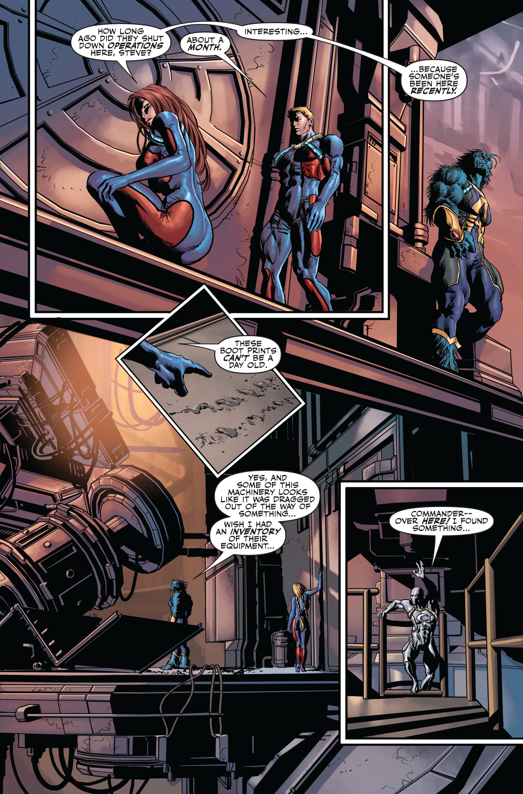 Read online Secret Avengers (2010) comic -  Issue #2 - 6