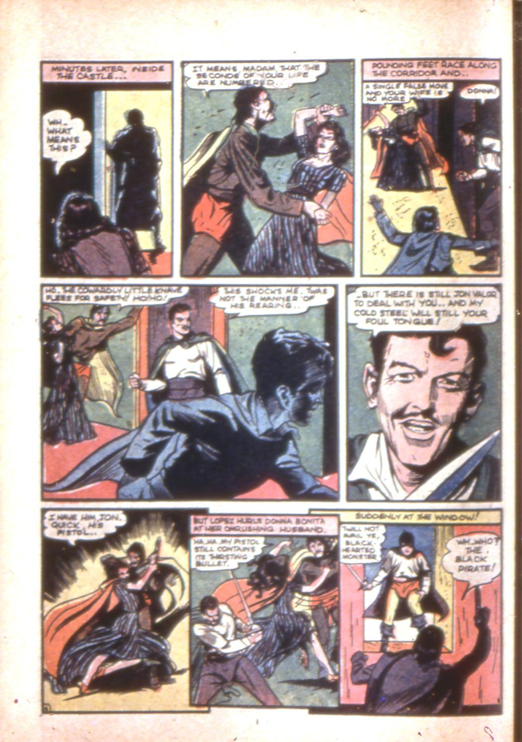 Read online Sensation (Mystery) Comics comic -  Issue #7 - 22