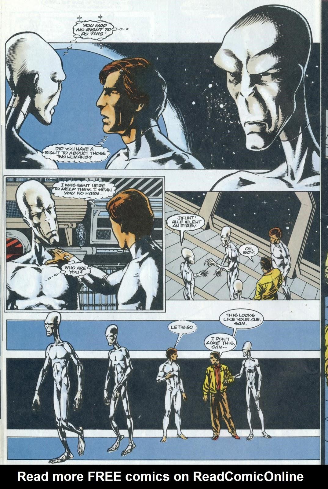Read online Quantum Leap comic -  Issue #13 - 15