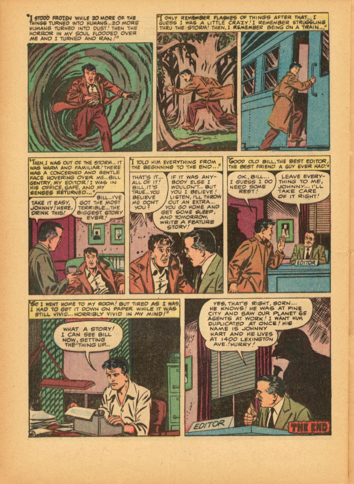Read online Adventures into Weird Worlds comic -  Issue #3 - 32