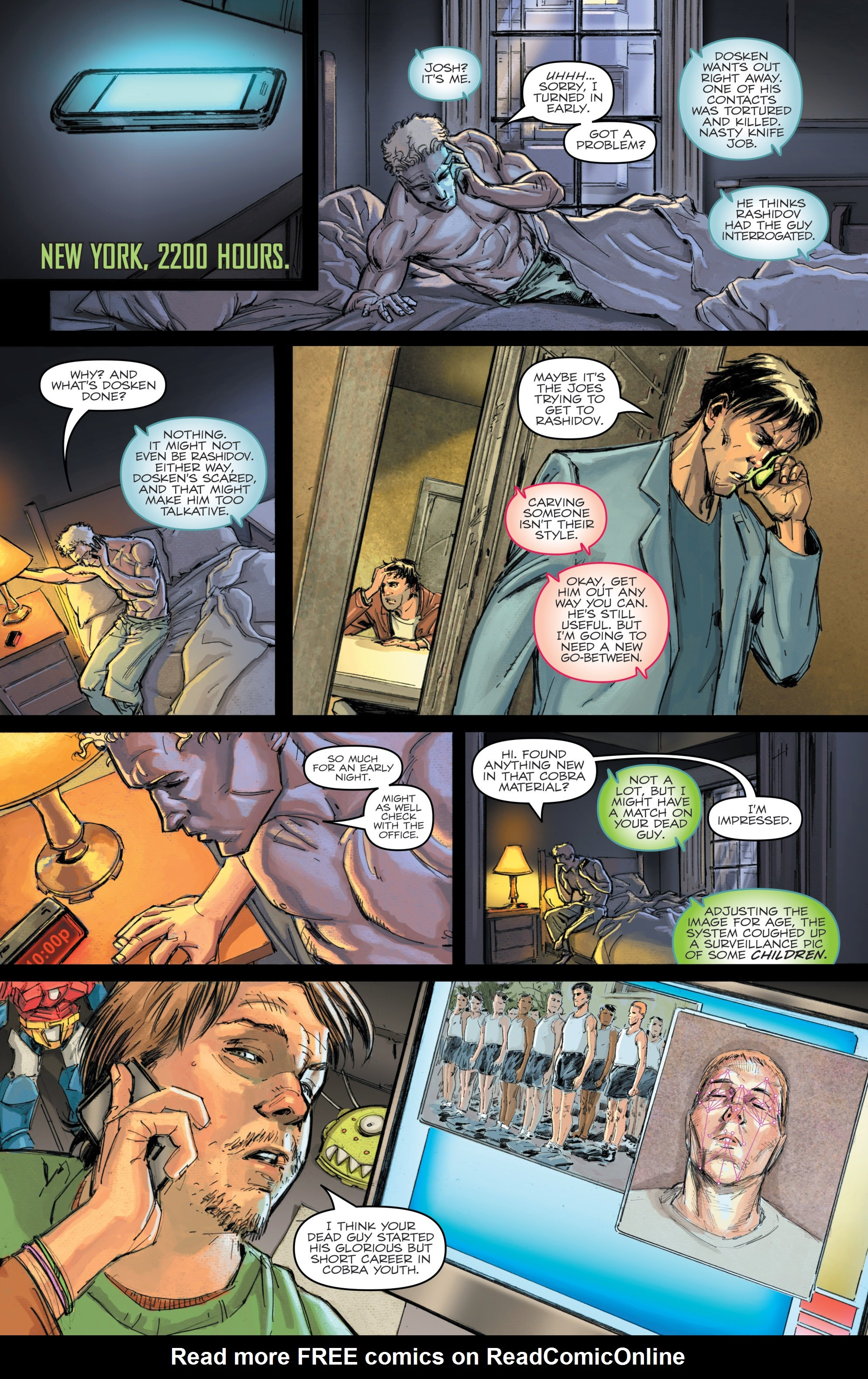 G.I. Joe (2014) #_TPB_2 #10 - English 19