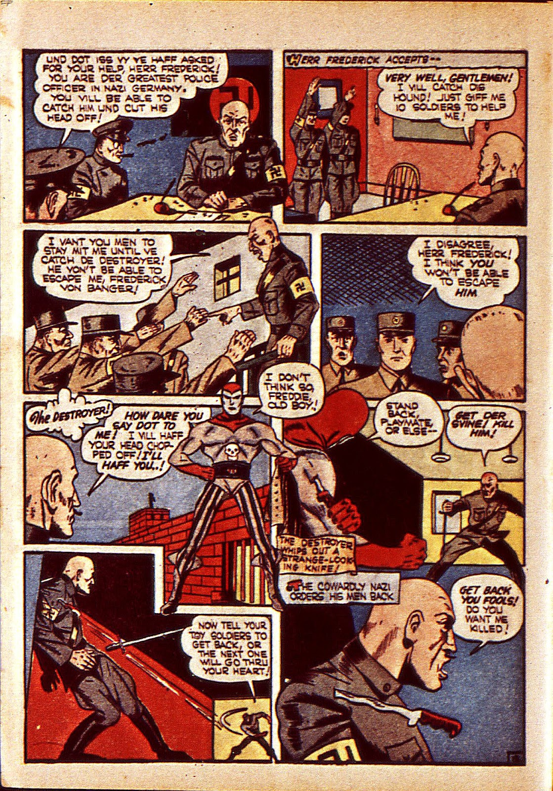 Mystic Comics (1940) issue 6 - Page 15