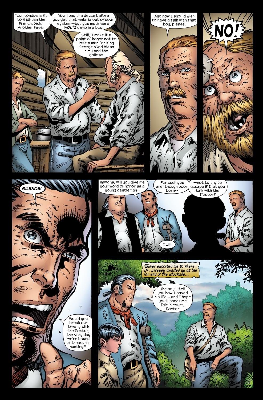 Read online Treasure Island comic -  Issue #5 - 17