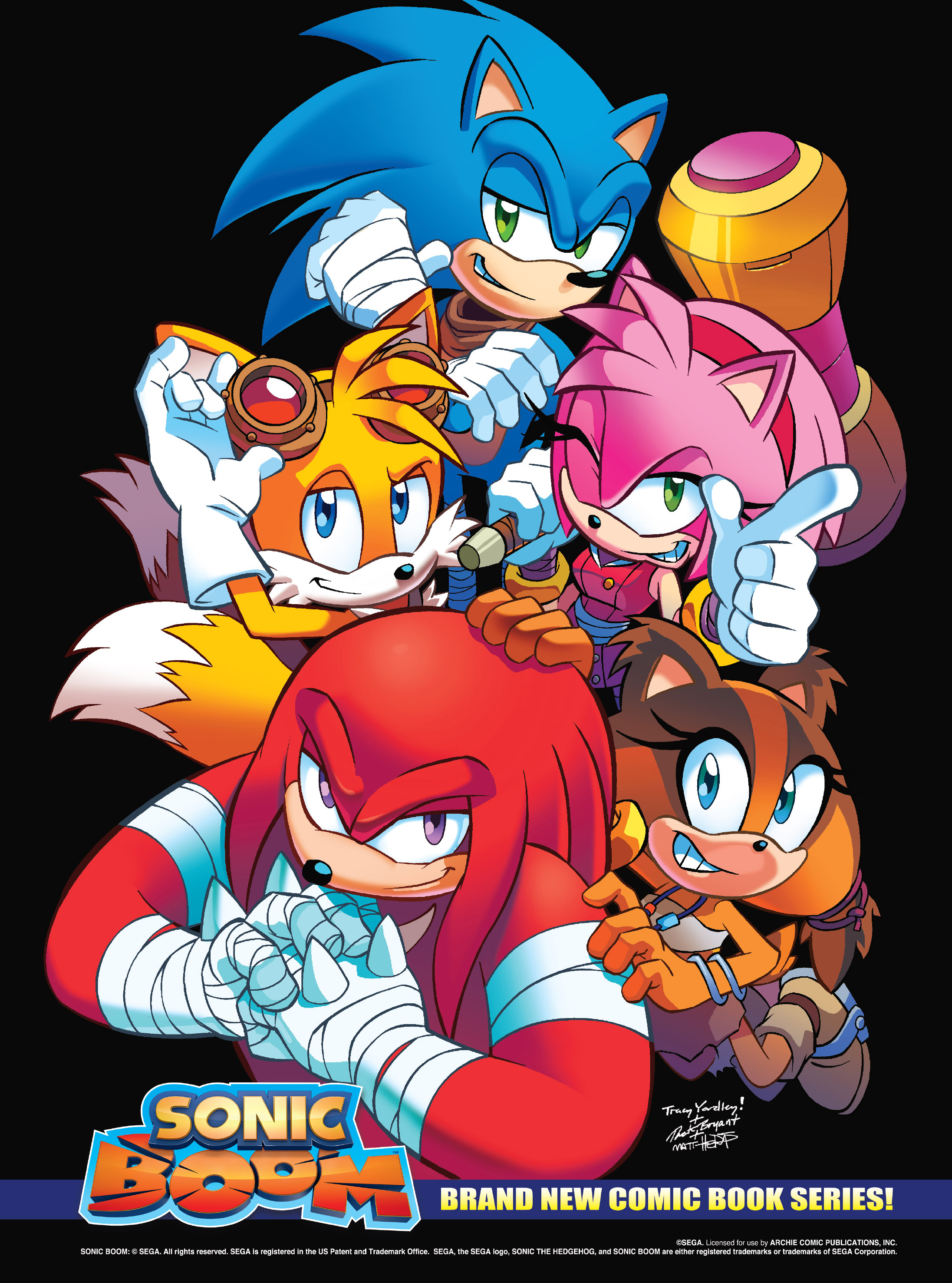 Read online Sonic Super Digest comic -  Issue #10 - 116
