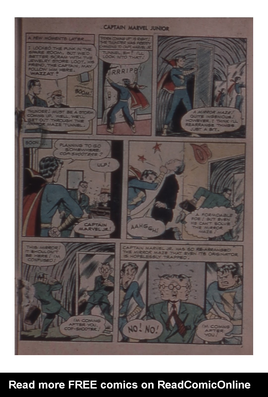 Captain Marvel, Jr. issue 58 - Page 31