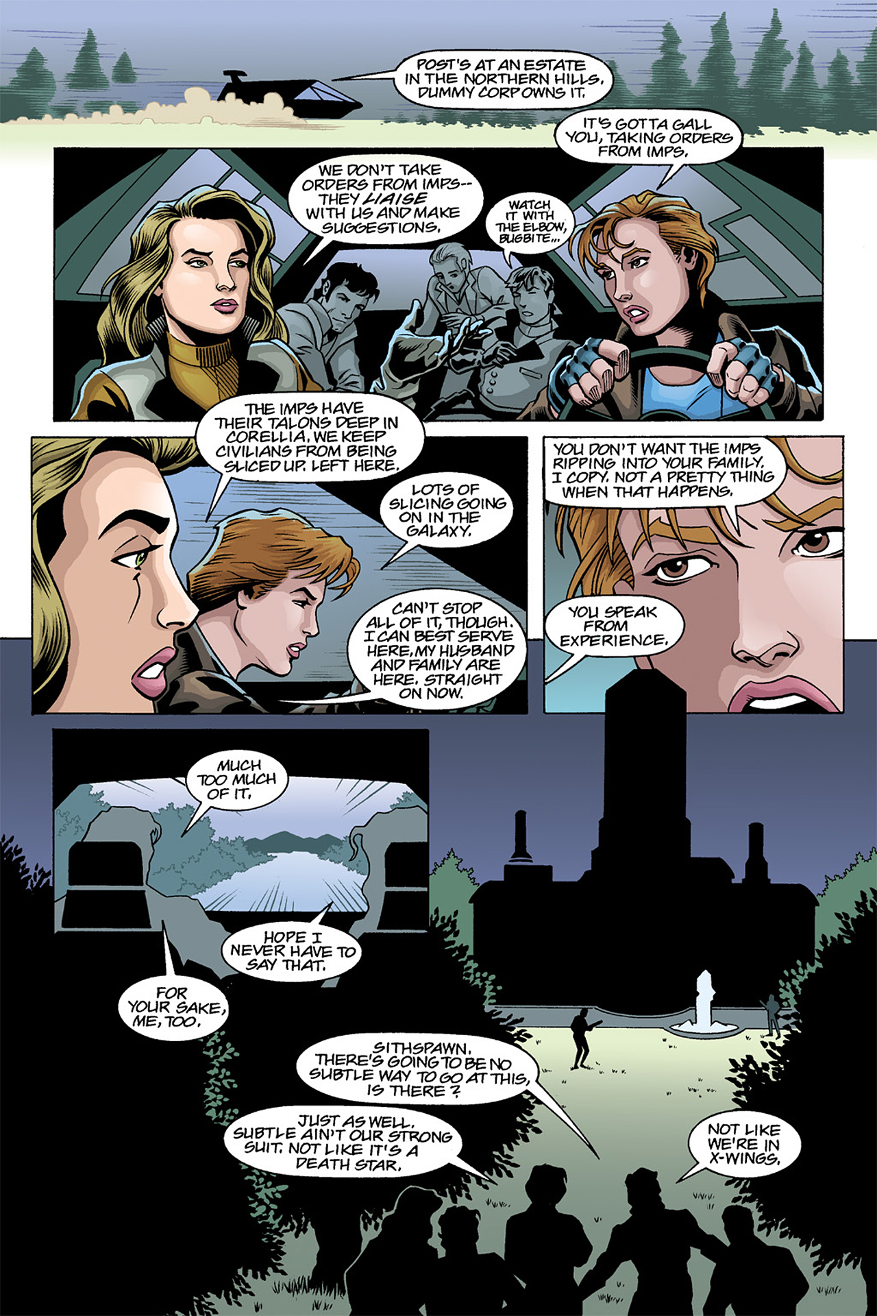 Read online Star Wars Omnibus comic -  Issue # Vol. 3 - 167