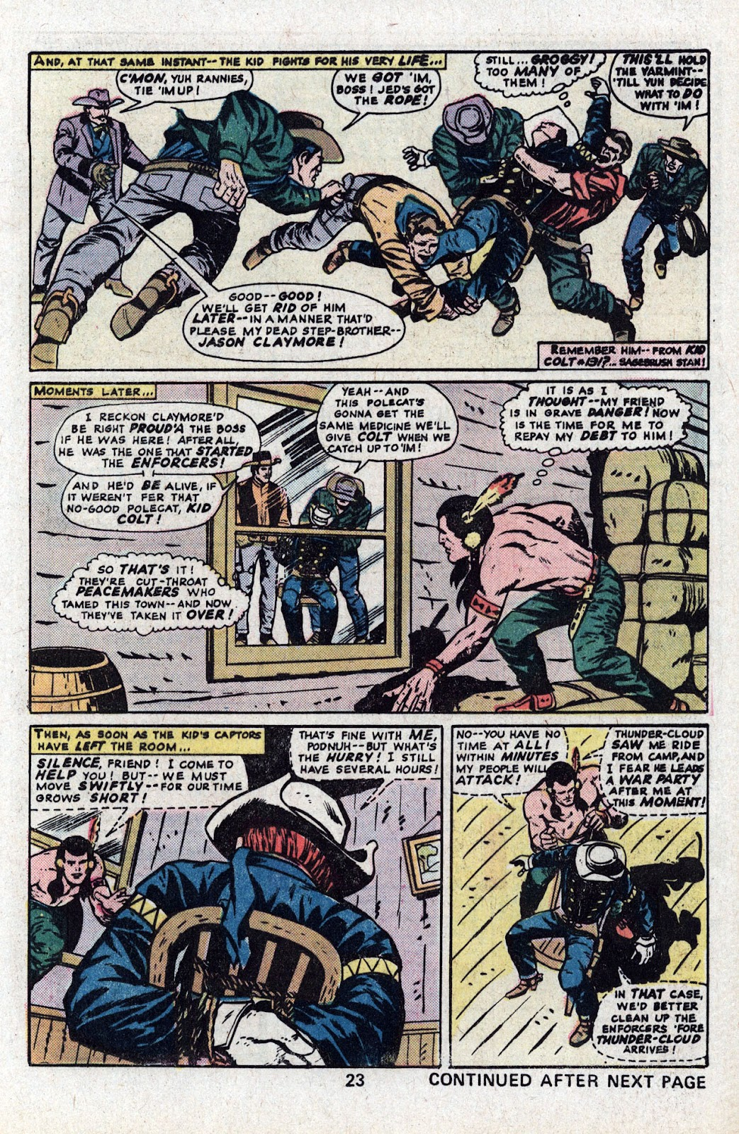 The Rawhide Kid (1955) issue 130 - Page 25