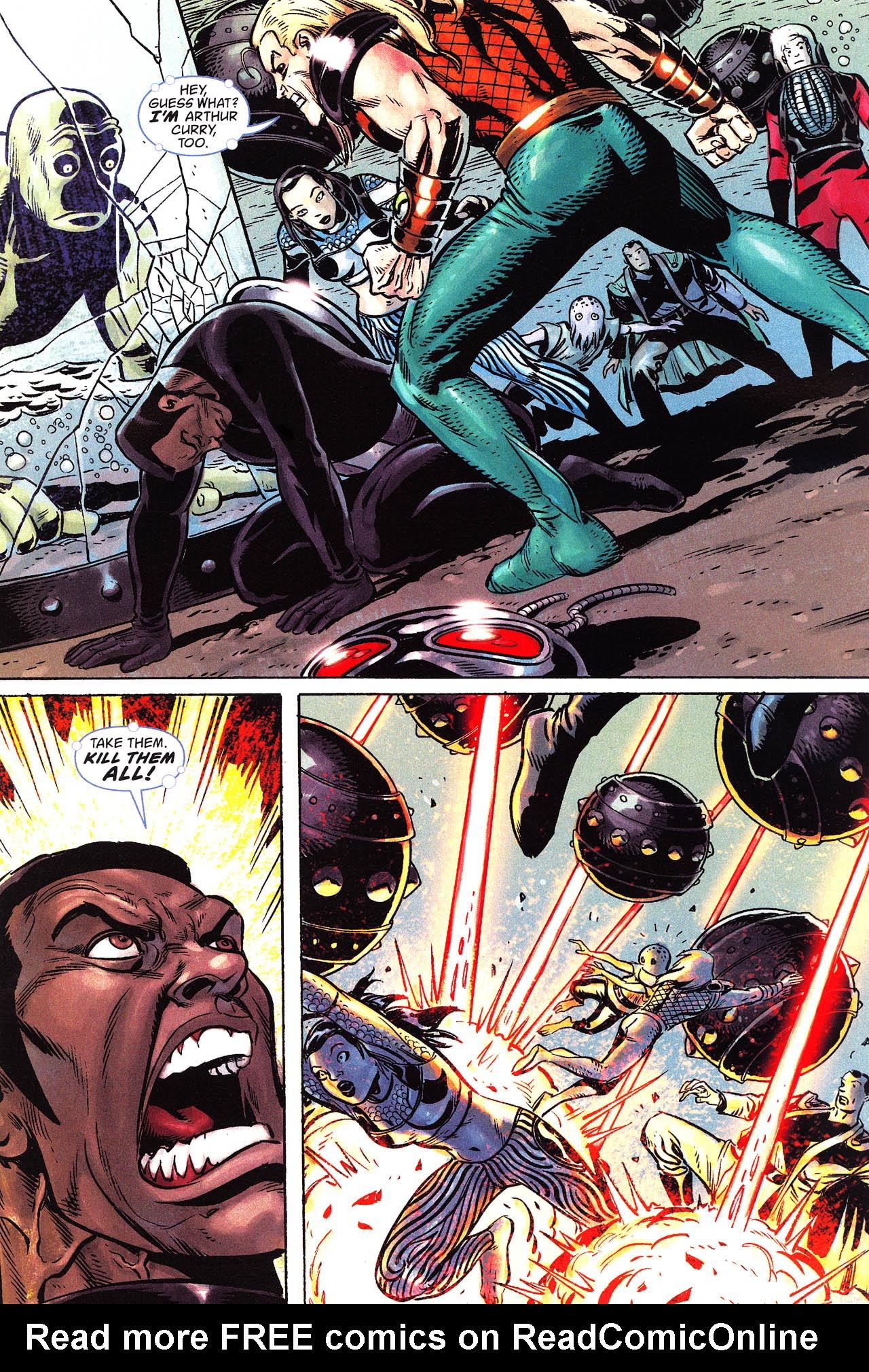 Read online Aquaman: Sword of Atlantis comic -  Issue #52 - 8