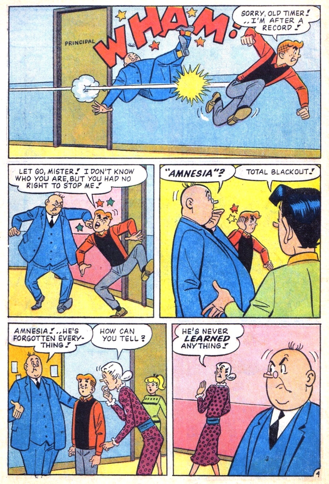 Read online Archie (1960) comic -  Issue #171 - 6