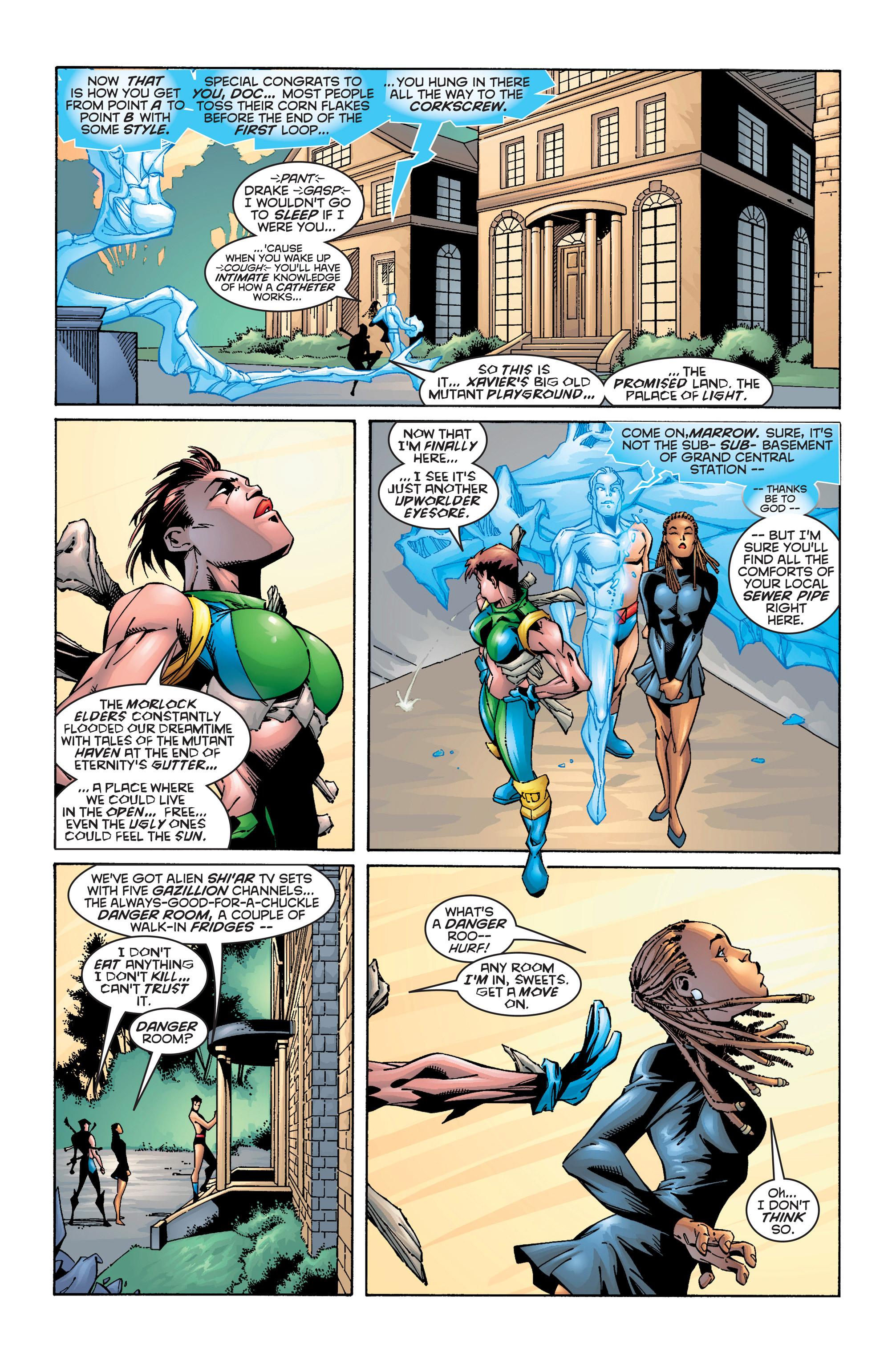 X-Men (1991) 70 Page 2