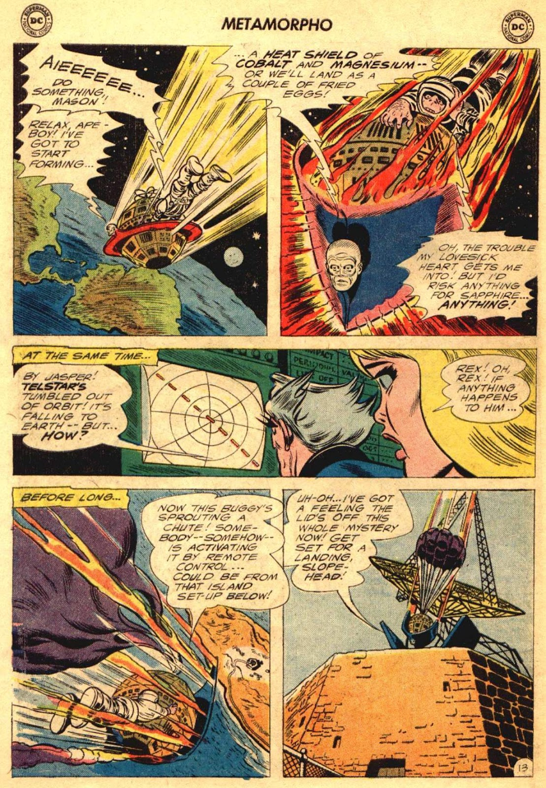Metamorpho (1965) issue 2 - Page 15