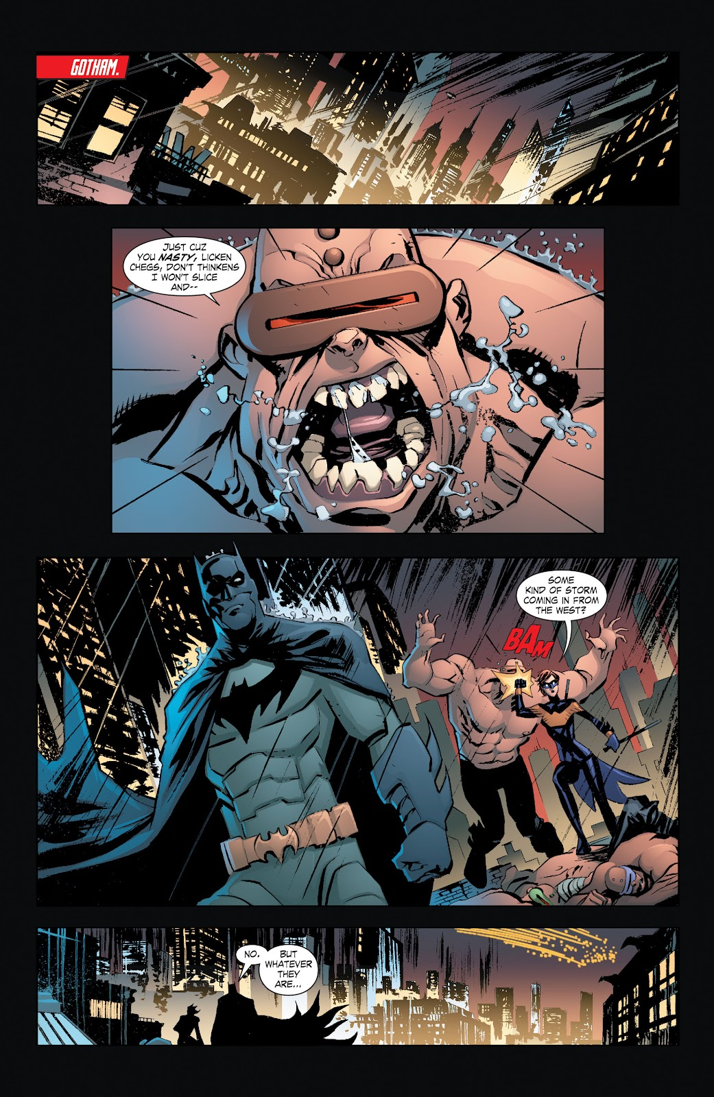 Read online Smallville Season 11 [II] comic -  Issue # TPB 7 - 73