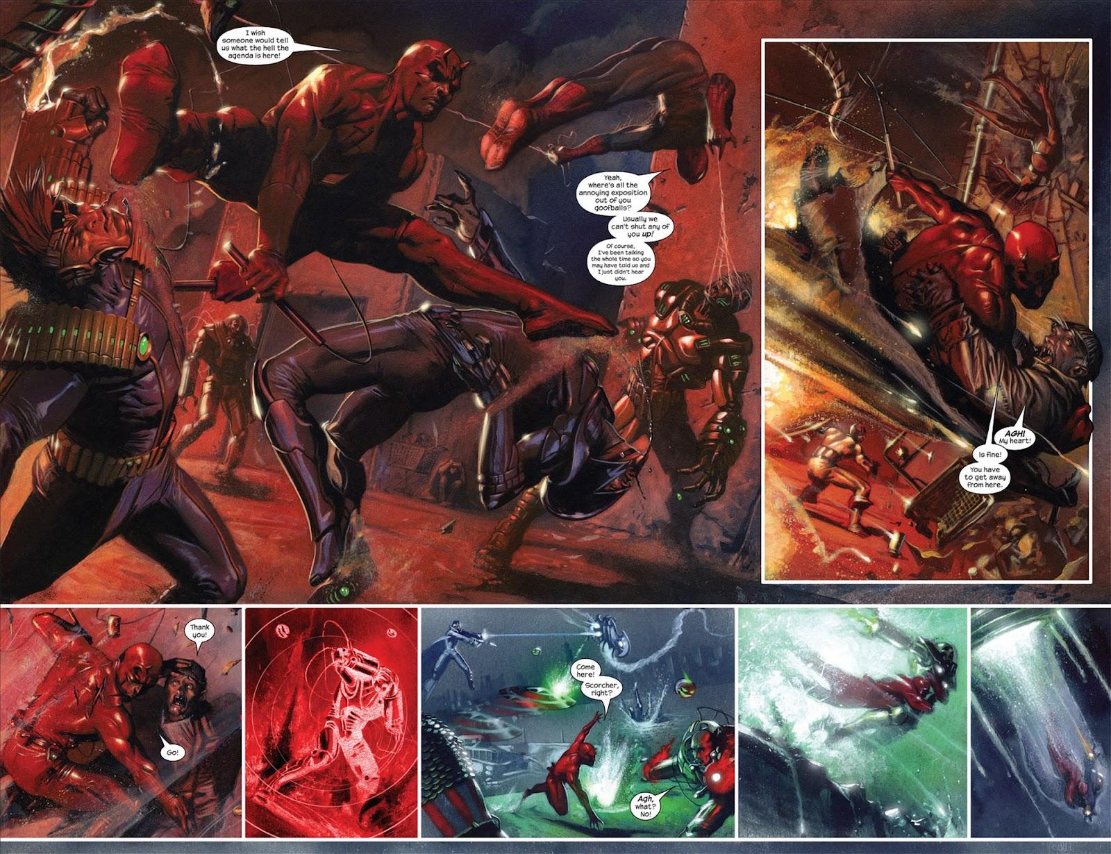 Read online Secret War comic -  Issue #4 - 8