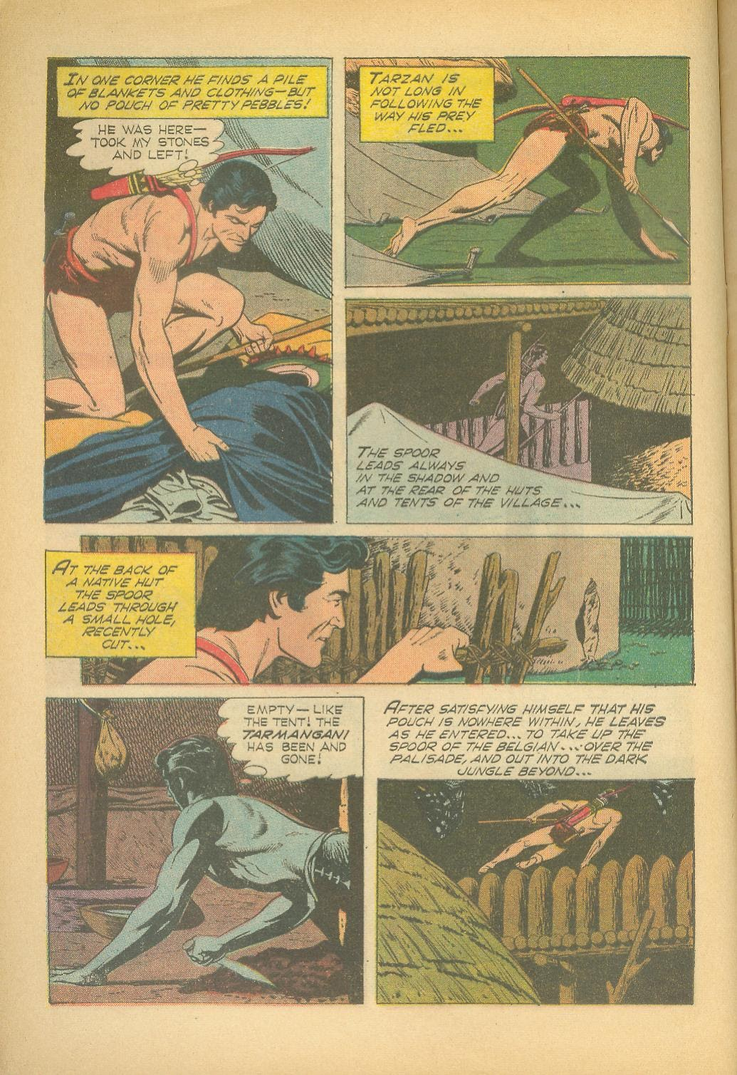 Tarzan (1962) issue 160 - Page 8