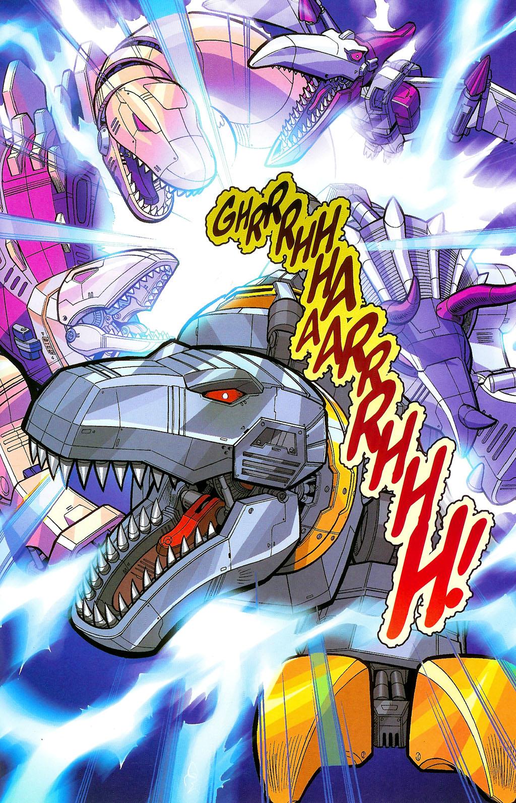G.I. Joe vs. The Transformers II Issue #4 #5 - English 13