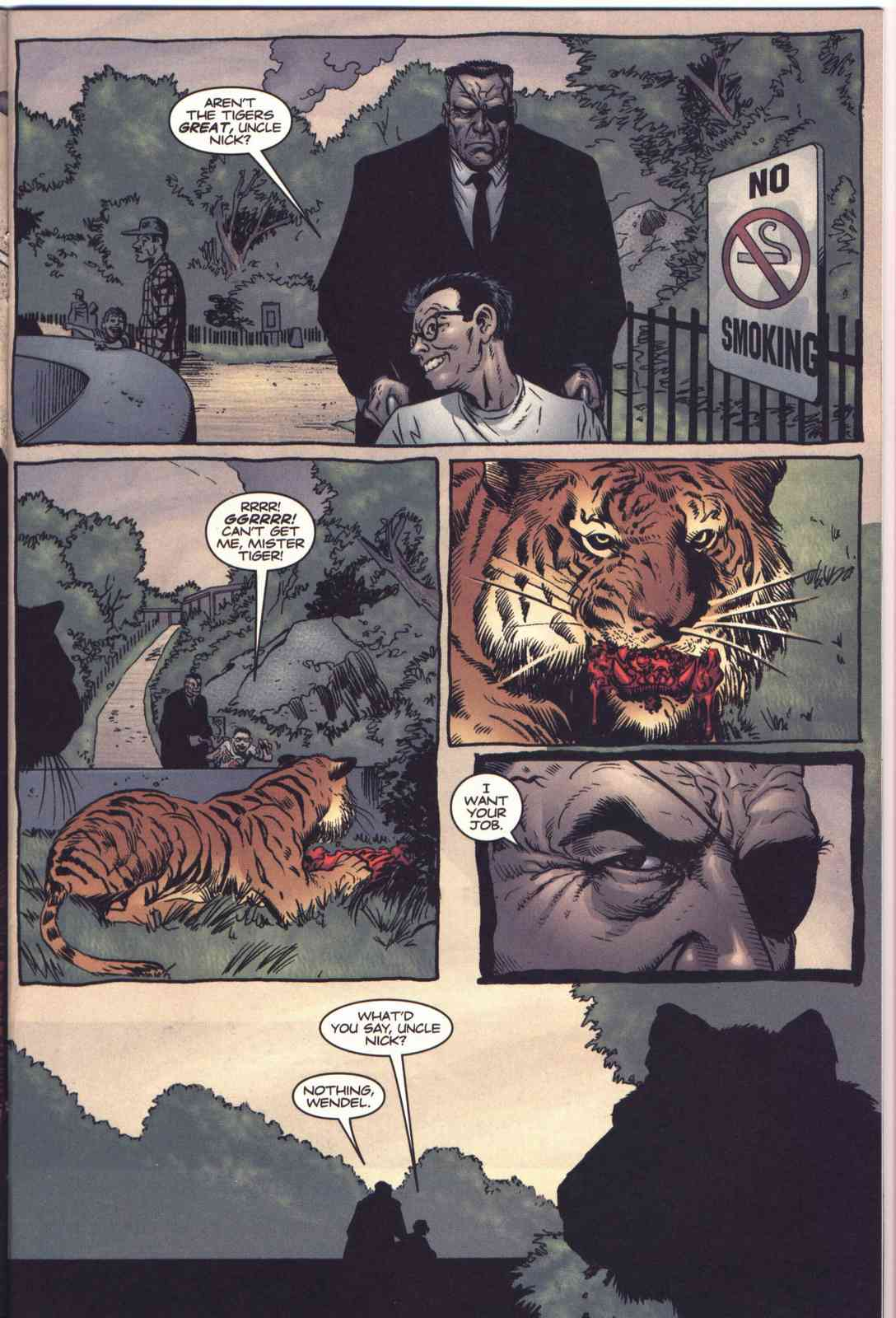 Read online Fury comic -  Issue #2 - 6
