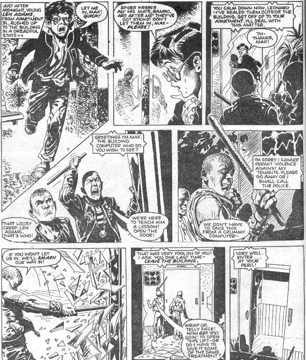 Read online The Thirteenth Floor (2007) comic -  Issue # Full - 10