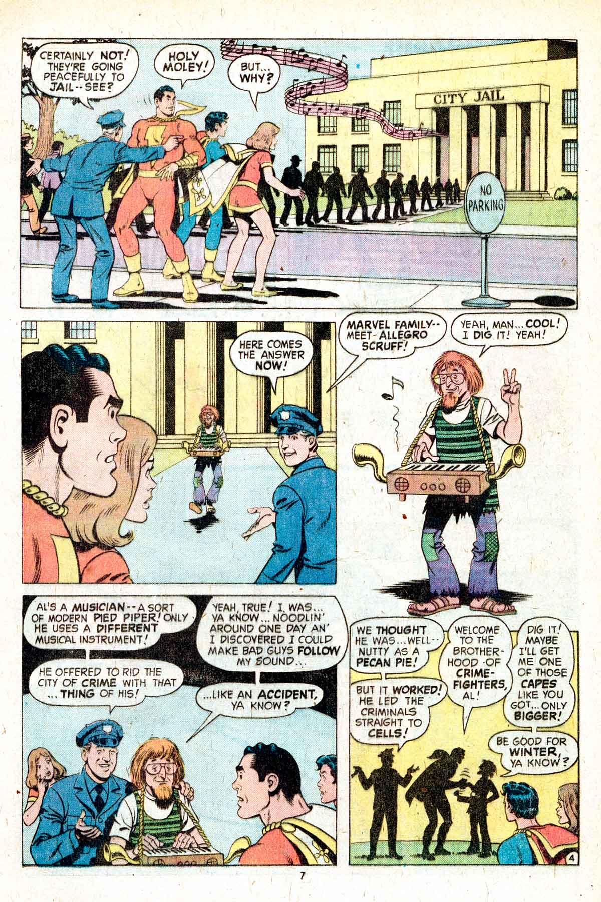 Read online Shazam! (1973) comic -  Issue #17 - 7