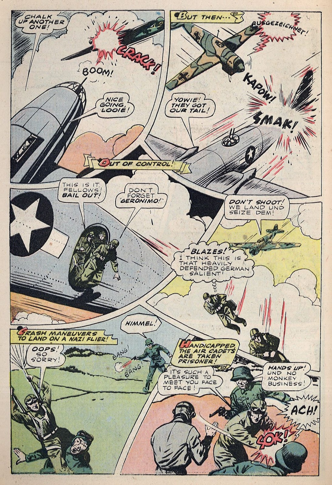Exciting Comics (1940) issue 38 - Page 46