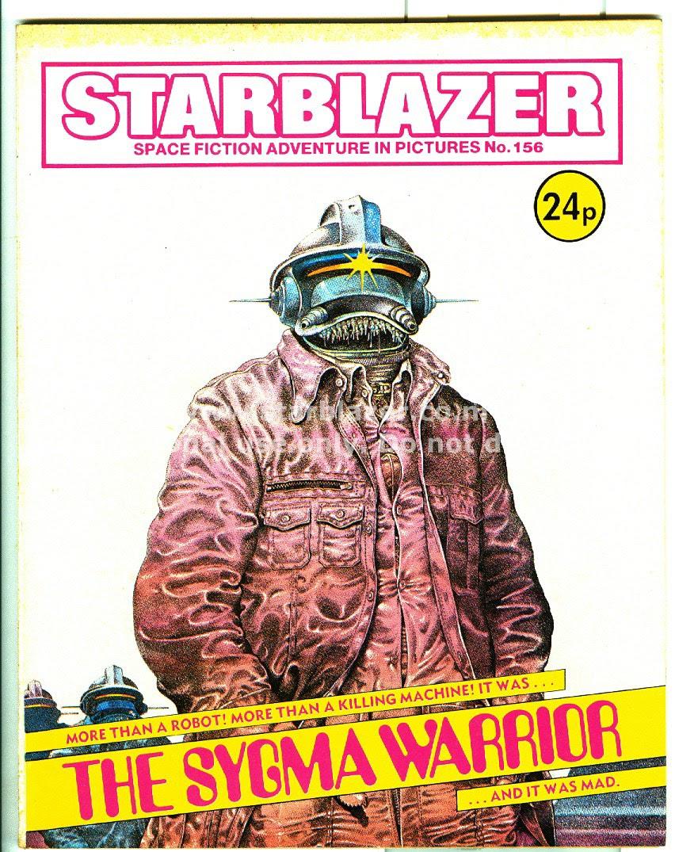 Starblazer issue 156 - Page 1