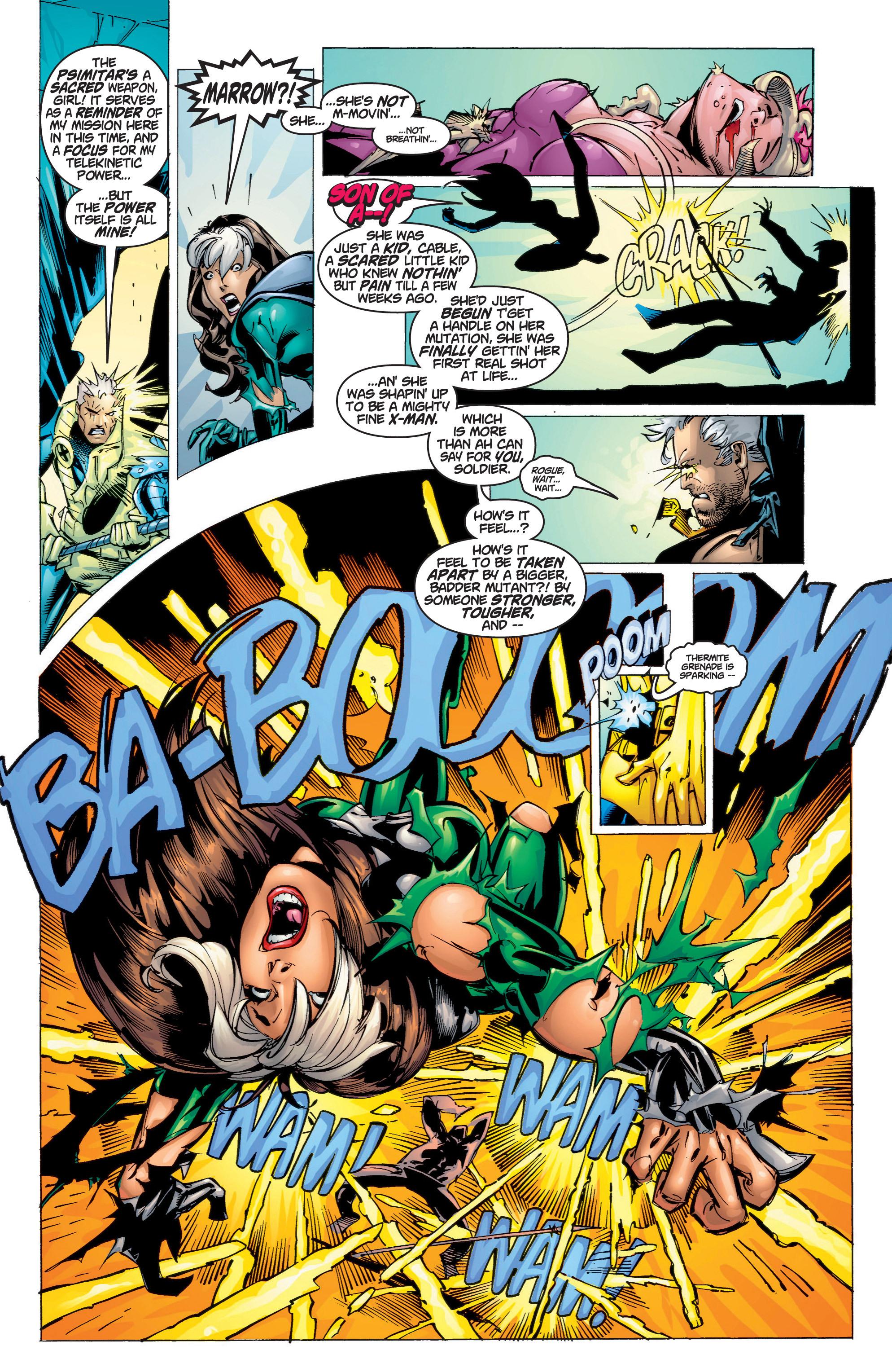 Read online Uncanny X-Men (1963) comic -  Issue #375 - 19