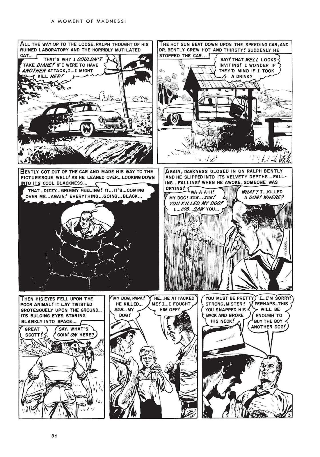 Read online Doctor of Horror and Other Stories comic -  Issue # TPB (Part 2) - 2