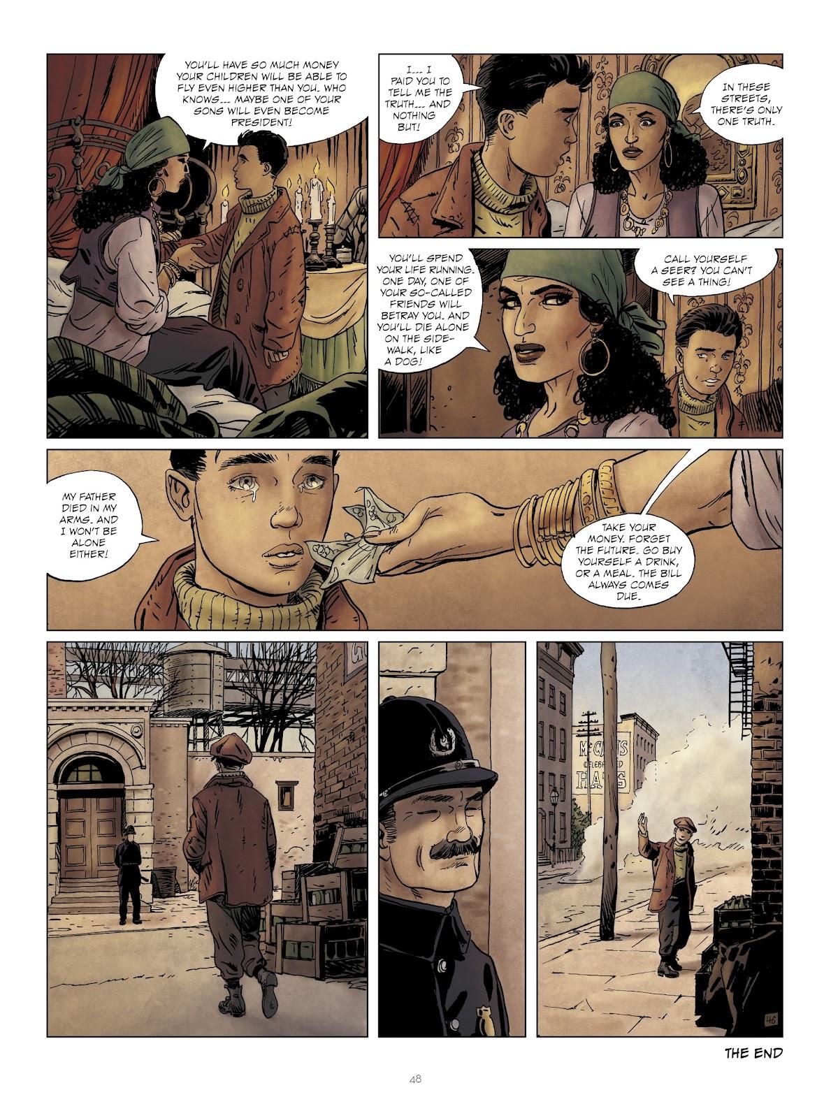 Read online Sherman comic -  Issue #6 - 48