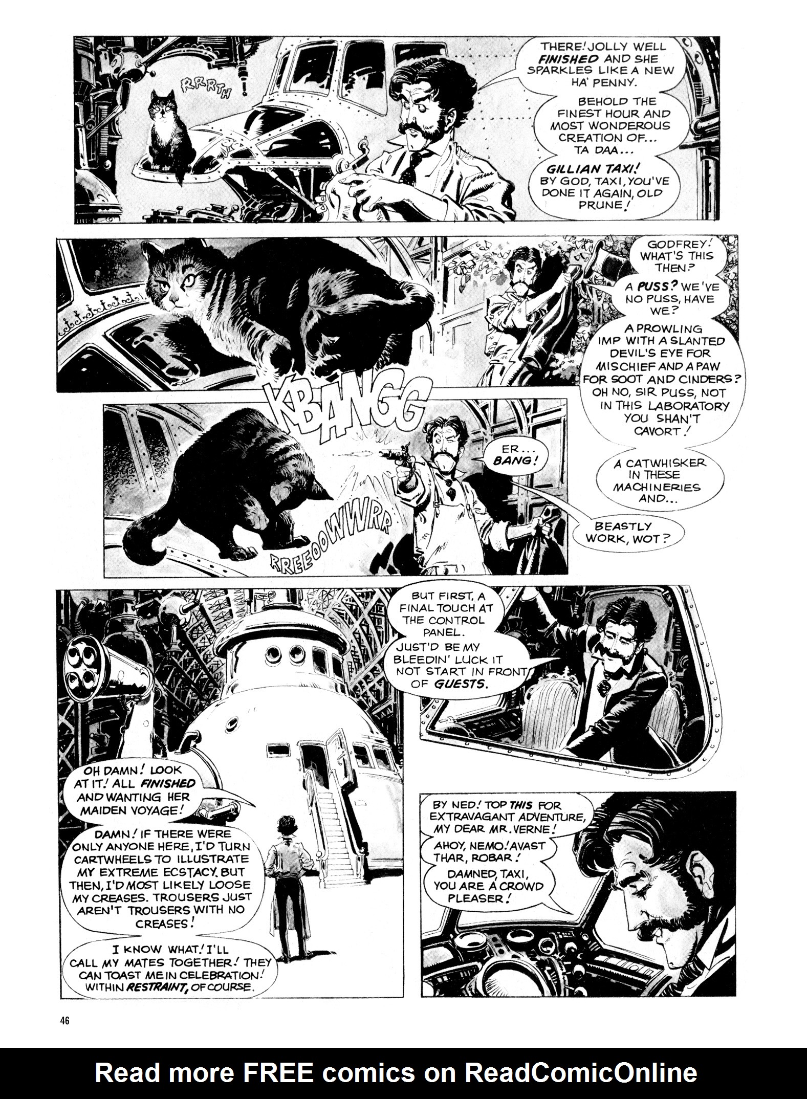 Read online Eerie Archives comic -  Issue # TPB 16 - 47