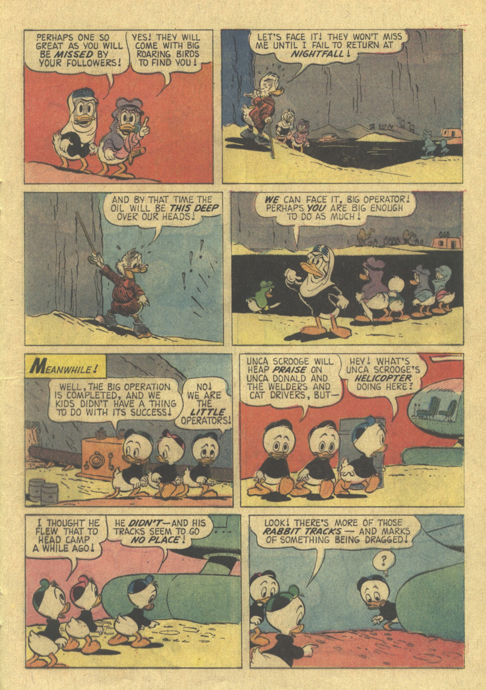 Read online Uncle Scrooge (1953) comic -  Issue #100 - 16