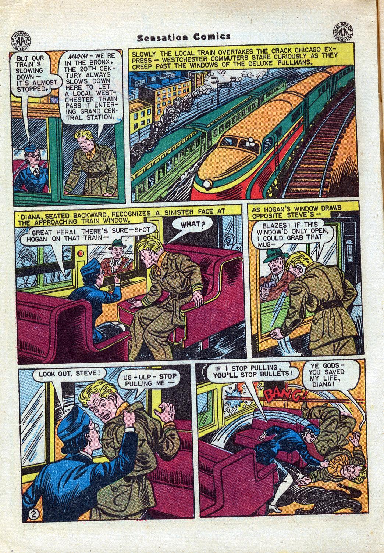 Read online Sensation (Mystery) Comics comic -  Issue #46 - 4