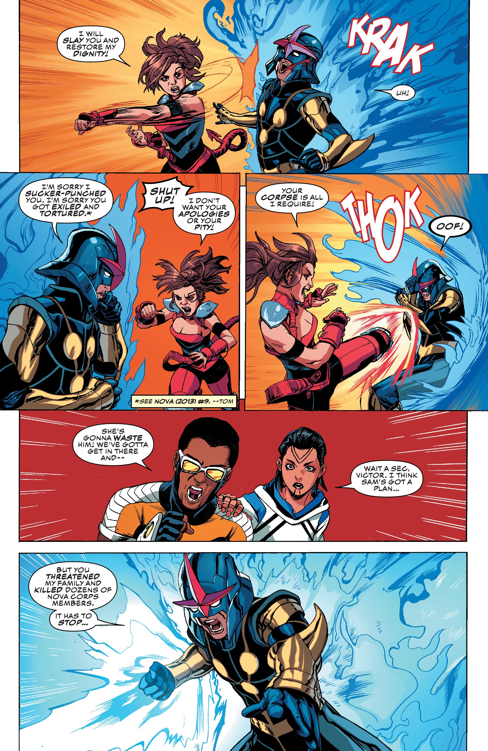 Read online Champions (2019) comic -  Issue #8 - 16