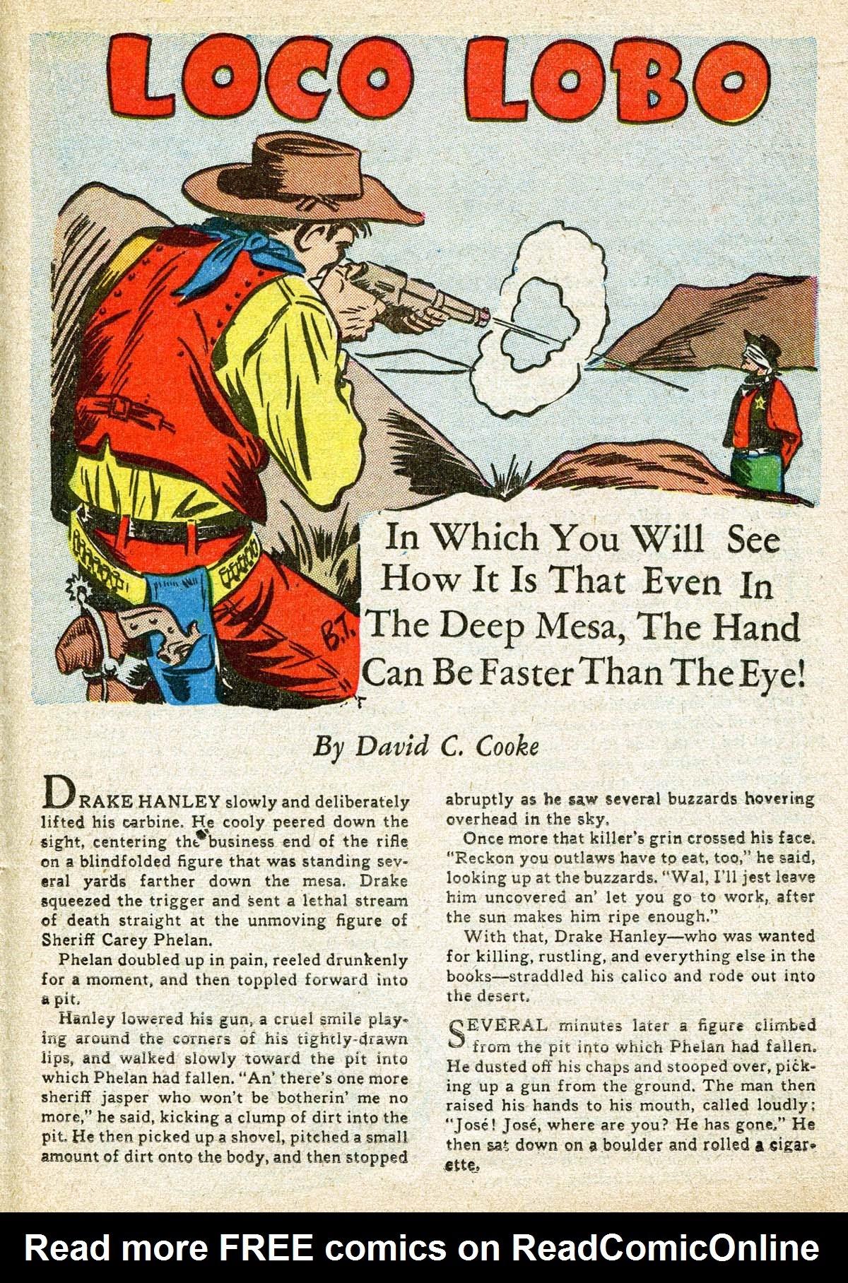 Read online Amazing Man Comics comic -  Issue #8 - 43