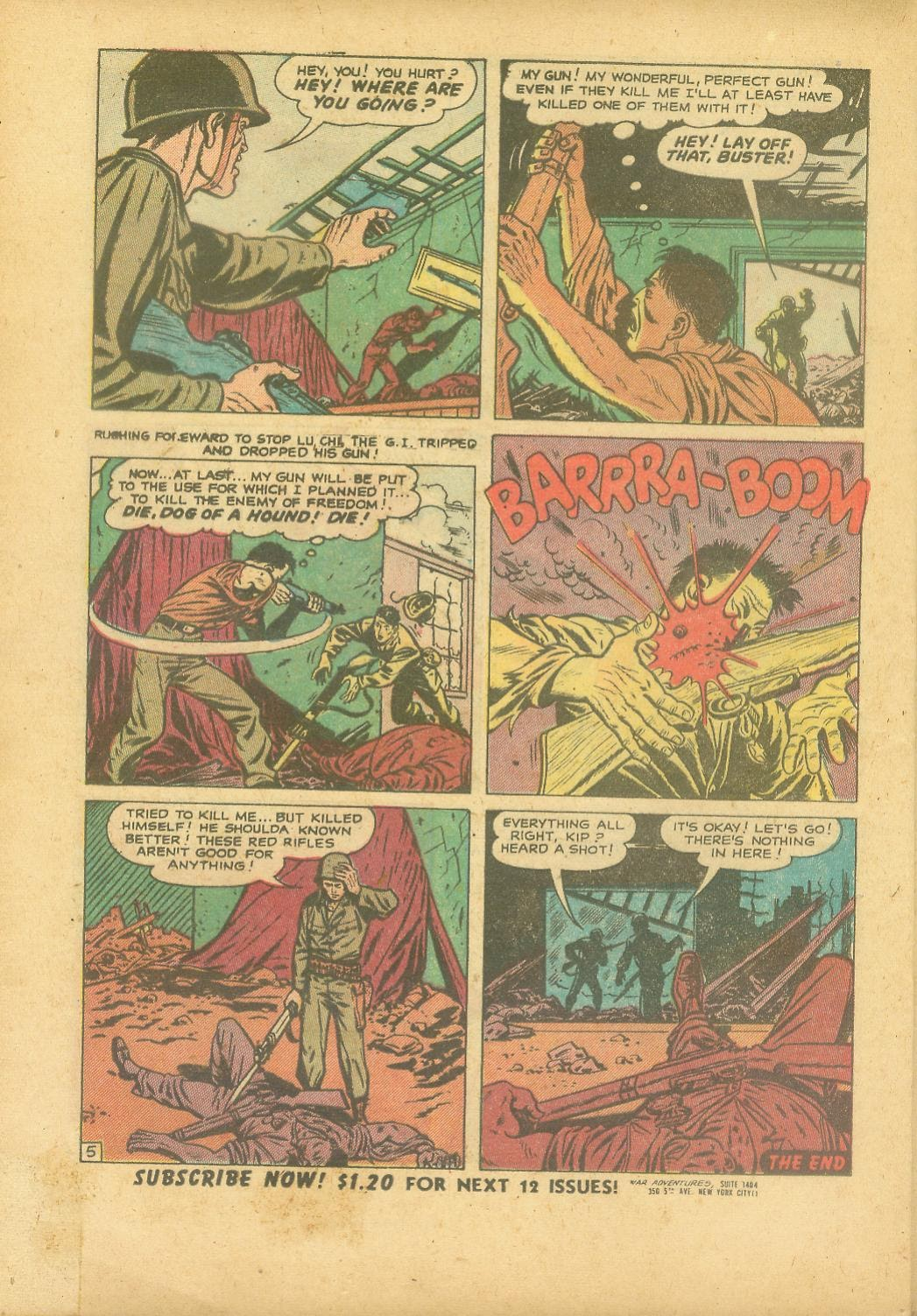 War Adventures issue 1 - Page 24